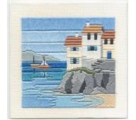 Silken Long Stitch by Derwentwater