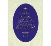 International Christmas Tree Card Kit - CDX14