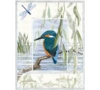 Kingfisher by Derwentwater - WIL1