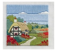 Poppy Cove Silken Long Stitch - SLS6