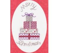 Posh Presents Christmas Card Kit - CDX30