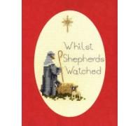 Shepherd Christmas Card Kit - CDX16