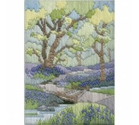 Spring Walk Long Stitch - 14MLS21