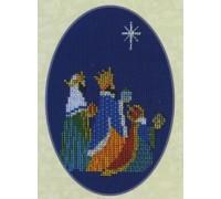 We Three Kings Christmas Card Kit - CDX12