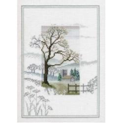 Misty Mornings by Derwentwater Designs