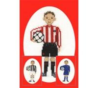 Footballer Card Kit - CDG10