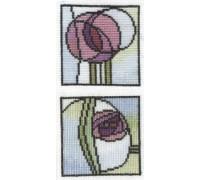 Mackintosh Coasters 2 (set of 2) - COA5