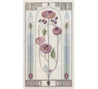 Oriental Rose - MKP5 - 16ct