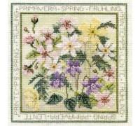 Spring Floral Panel - FS01
