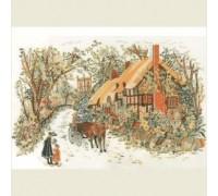 Garden Village Embroidery - E149