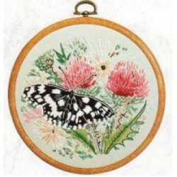 Butterfly Embroidery Kits