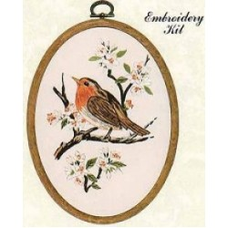 Birds Embroidery Kits