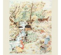 Tranquility Embroidery - E145