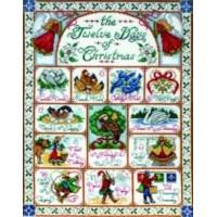 12 Days of Christmas Sampler - 5435