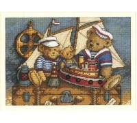 Ahoy! Bears - 6994 - 18ct