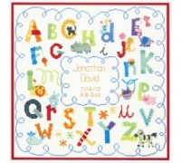 Alphabet Birth Record - D70-73734