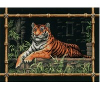 Bamboo Tiger - 35158 - 18ct