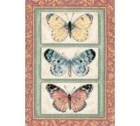 Butterfly Triplex - 6914 - 18ct