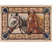 Equine Pair - 6848 - 14ct