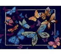 Exotic Butterflies - 6846 - 18ct