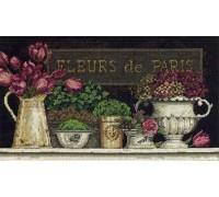 Fleurs de Paris - 35093 - 14ct