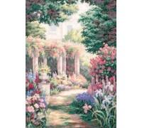 Floral Retreat - 35079 - 14ct