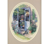Garden Door - 35124 - 14ct