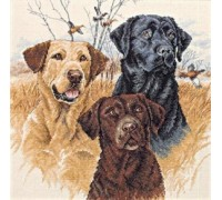 Great Hunting Dogs - 35096 - 14ct