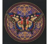 Ornate Butterfly - D65095