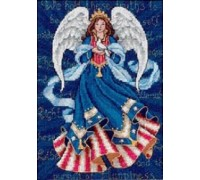 Patriotic Angel - 6911 - 18ct