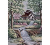 Peaceful Stream - 35027 - 16ct