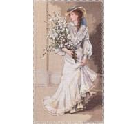 Portrait of Elegance - 3767 - 28ct