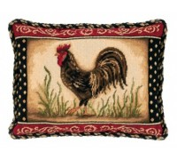 Stately Rooster Tapestry - D20057