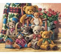 Teddy Bear Gathering - 35115 - 14ct