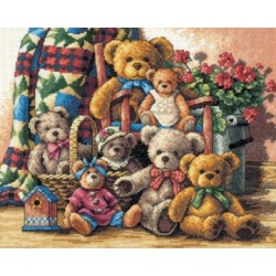 Gold Collection Teddy Bears