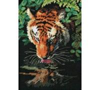 Tiger Reflection - 6961 - 18ct