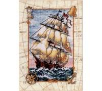 Voyage At Sea - 6847 - 18ct