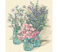 Wildflower Trio - 35122 - 14ct