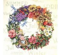 Wreath of all Seasons - 35040
