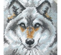 Call of the Wolf Mini Tapestry - D07211