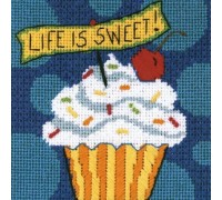 Life Is Sweet Mini Tapestry - D07229