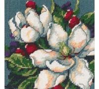 Magnolias Mini Tapestry - D07217