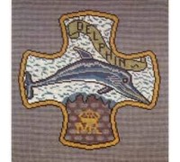 Mary Queen of Scots Delphin Tapestry