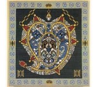 Mary Queen of Scots Pendant Tapestry - Charted Kit