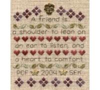 A Friend Chart - 04-2699