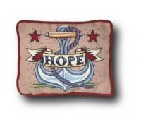 Hope Tattoo Tapestry - Small