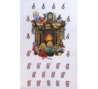 Around the Fire Advent Calendar - 15-138H - 14ct