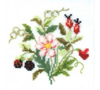 Buds and Berries - 14-426B - 30ct