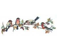 Bullfinches - 14-091C - 26ct