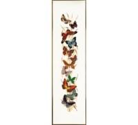 Butterflies Bellpull